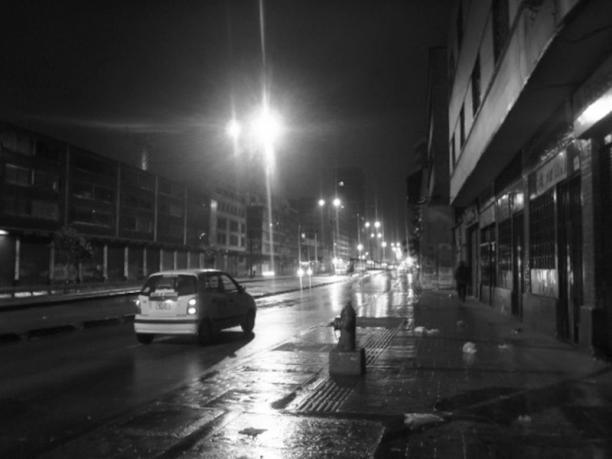 Avenida Caracas